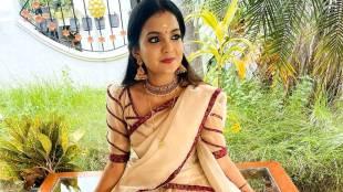 reshma nair, serial actress, ie malayalam