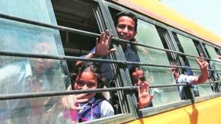 School Reopening, School Bus