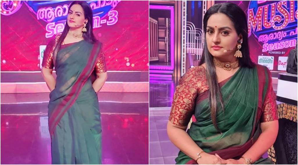 suchitra nair, serial actress, ie malayalam