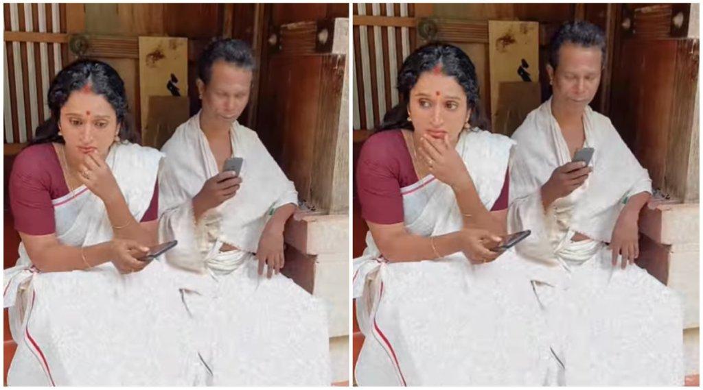 Surabhi Lakshmi, Indrans, ഇന്ദ്രൻസ്, Surabhi Lakshmi photos, സുരഭി, സുരഭി ലക്ഷ്മി, Indian express malayalam, IE malayalam