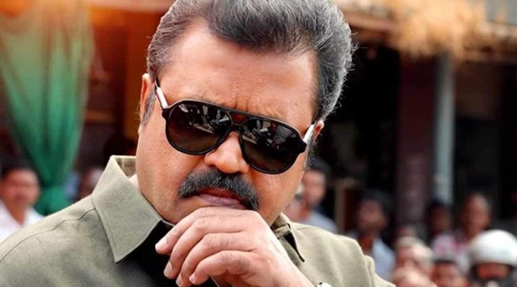 Suresh Gopi MP, Kerala Police
