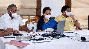 Veena George, വീണ ജോർജ്, Health Minister, ആരോഗ്യ മന്ത്രി, Nipah Virus, നിപ, Nipah Kozhikode, നിപ കോഴിക്കോട്, Nipah Symptoms, നിപ രോഗലക്ഷണങ്ങള്, Nipah Update, Nipah Symptoms, Nipah Latest News, Lipah Malayalam News, IE Malayalam, ഐഇ മലയാളം
