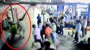Mumbai RPF constable saves pregnant woman, Maharashtra RPF jawan viral video, Mumbai RPF constable viral video