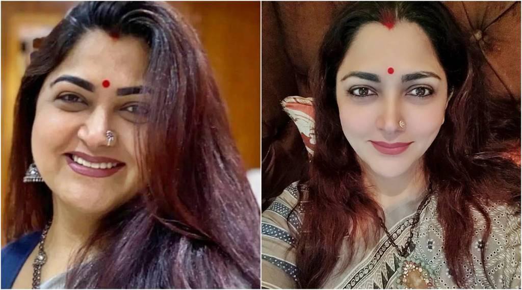 Kushboo Sundar, actress, ie malayalam