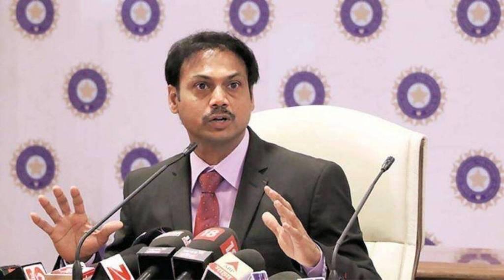 MSK Prasad, Indian Cricket Team