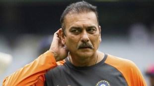 Ravi Shastri, Indian Cricket Team