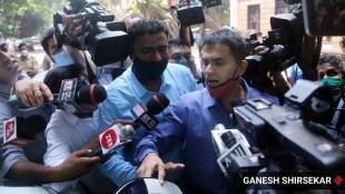 Aryan Khan drugs case, Sameer Wankhede, Sameer Wankhede Aryan Khan, Sameer Wankhede NCB, mumbai cruise ship drug case, sha rukh khan, narcotic controll bureau, latest news, news in malayalam, indian express malayalam, ie malayalam