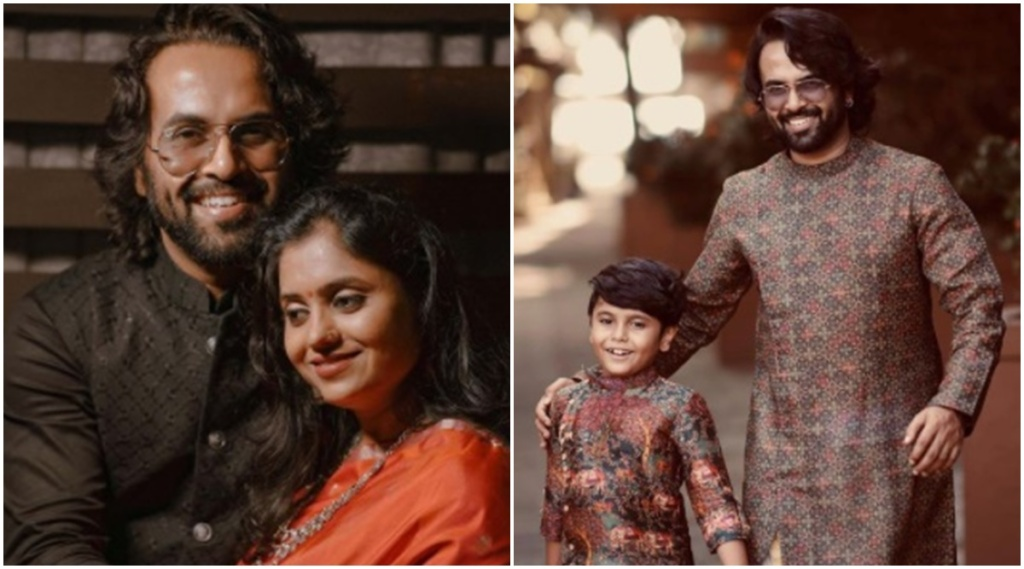 Sanju Sivram, Sanju Sivram photos, Sanju Sivram family, Sanju Sivram films, സഞ്ജു ശിവറാം