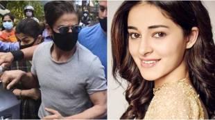 Shah Rukh Khan, Ananya Pandey, ie malayalam