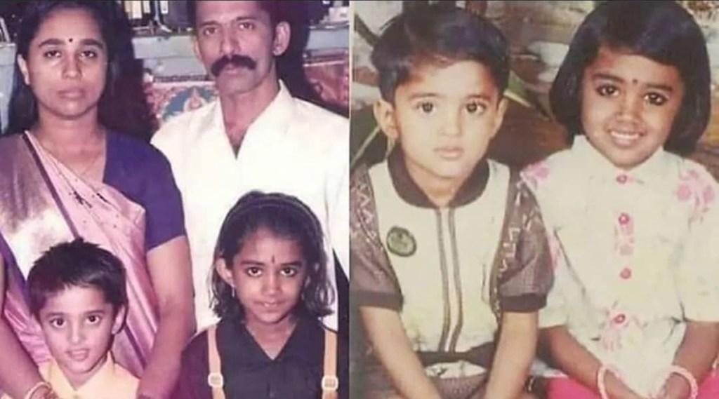 Unni Mukundan, Unni mukundan childhood photo, Unni mukundan sister, ഉണ്ണി മുകുന്ദൻ