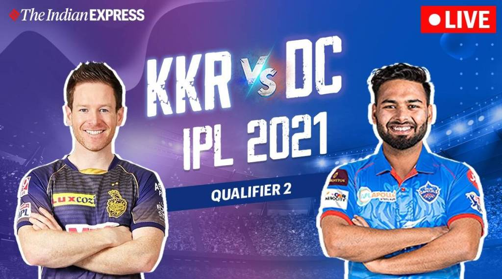 IPL 2021, DC vs KKR