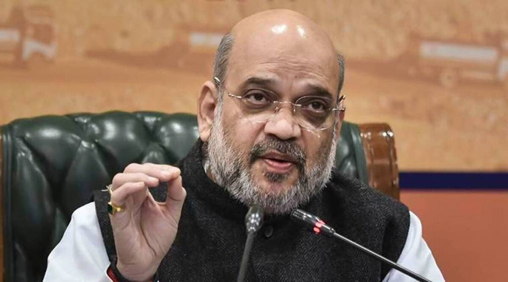 """Amit Shah, അമിത് ഷാ, Amit Shah, Amit Shah meeting with power, coal ministers, Amit Shah meeting, Shah meeting, power shortage, coal crisis, current affairs, news, Indian Express"""" />"""