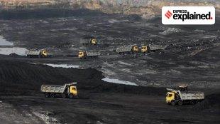 India's coal crisis, coal crisis, thermal power plants, India power crisis, Express Explained, India Energy Exchange, കൽക്കരി, കൽക്കരി പ്രതിസന്ധി, Malayalam News, IE Malayalam