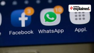 whatsapp down, instagram down, facebook down, whatsapp not working, whatsapp power outage, facebook power outage, instagram power outage, whatsapp news, indian express news, ie malayalam
