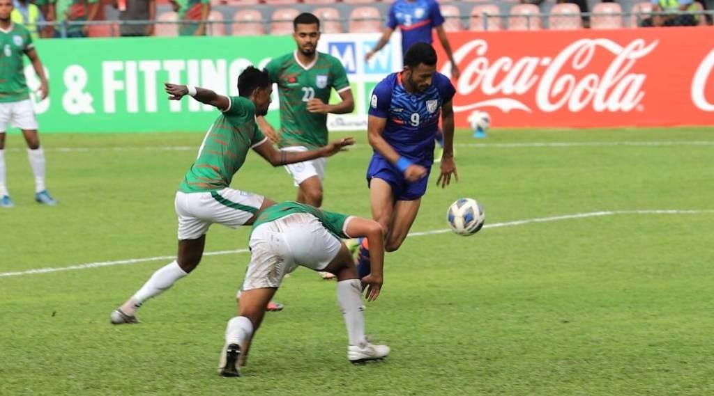 india vs bangladesh, india bangladesh saff, india saff championship, saff championship, indian football, football news, സാഫ് ചാമ്പ്യൻഷിപ്പ്, ഇന്ത്യ ബംഗ്ലാദേശ്, ഇന്ത്യ, ബംഗ്ലാദേശ്, ഫുട്ബോൾ, Malayalam Sports News, Sports Malayalam, IE Malayalam