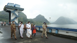 Idukki Dam, Kerala Weather
