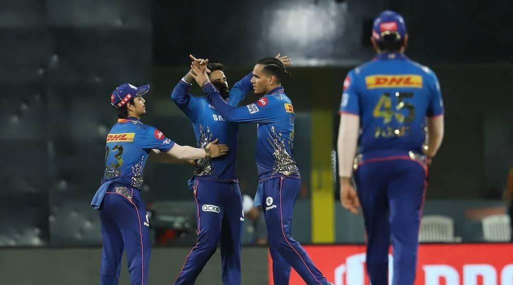 IPL 2021, Mumbai Indians