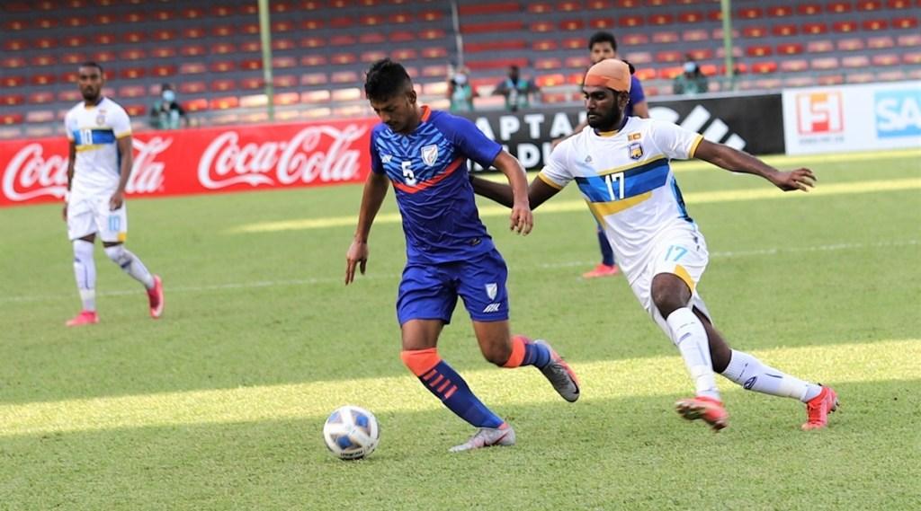 SAFF Championship, India vs Sri Lanka
