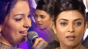 Juhi Chawla, Sushmita Sen, ജൂഹി ചാവ്ല, ജൂഹി ചൗള, Juhi Chawla singing video, Juhi Chawla video