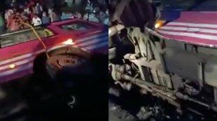 Tanur, Bus Accident, താനൂർ, ബസ്, അപകടം, ദേവതാർ പാലം, Malappuram News, Kerala News, IE Malayalam