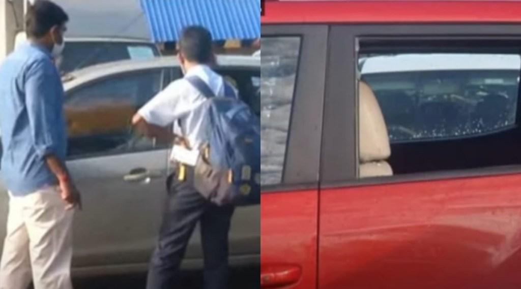 Theft attempt, Thiruvananthapuram
