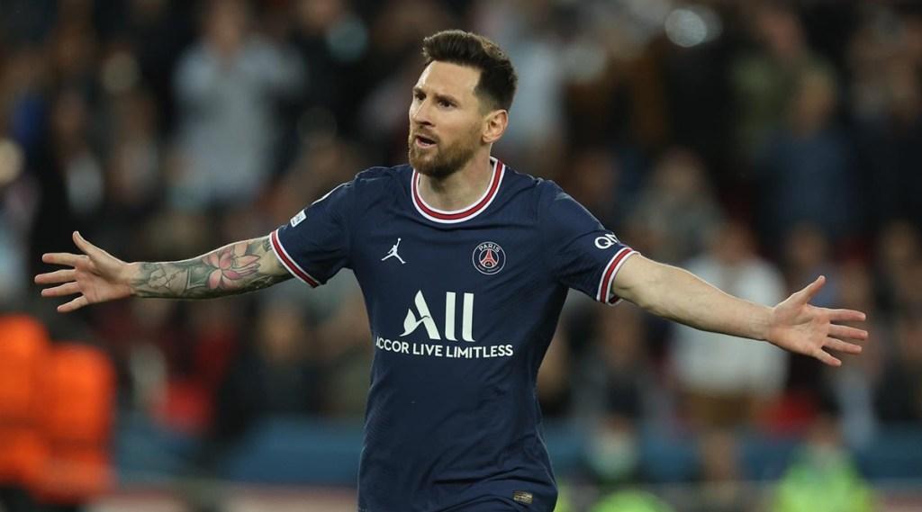 Leo Messi, PSG